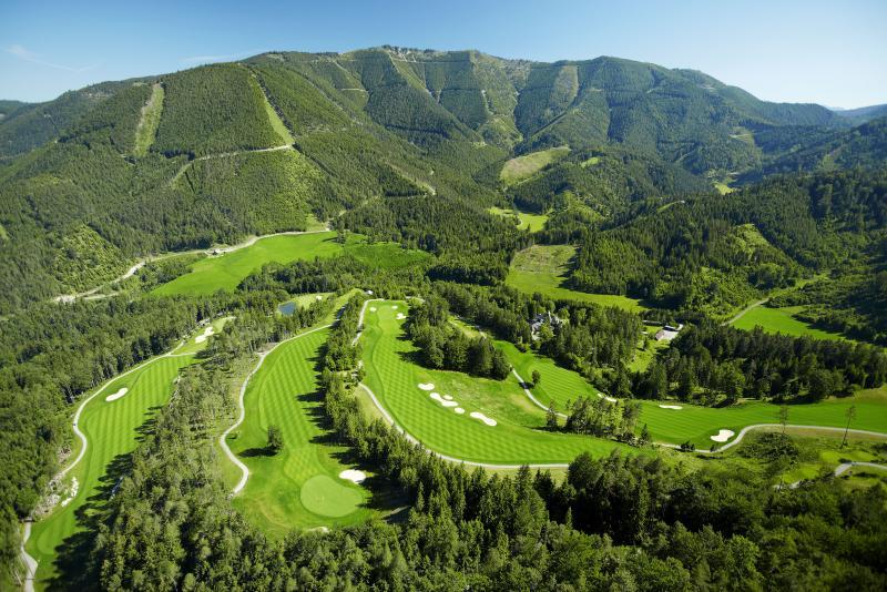 Golfclub Adamstal - Franz Wittmann